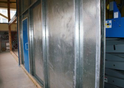 Wall & Door Testing
